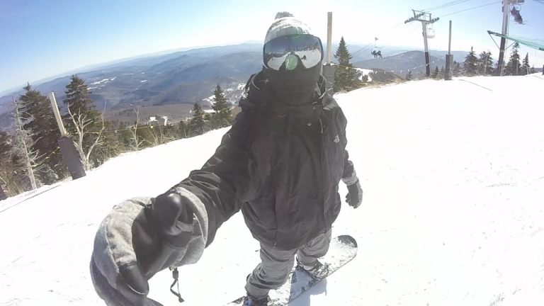 Killington Snowboarding Edit