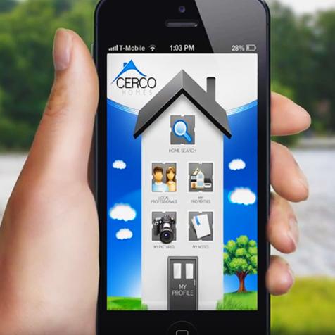 Cerco Homes App Presentation