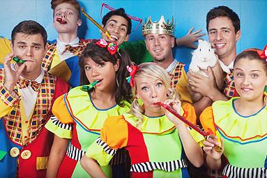Clowns.com General Promo