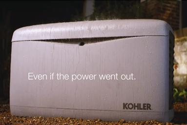 Kohler Home and Light TV Spot