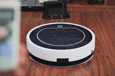 CHUWI ILIFE V7 Sweeping Robot Home Vacuum Review